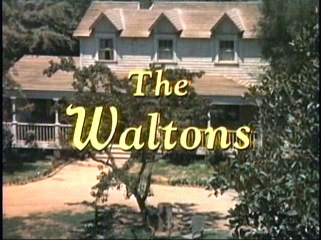 The Waltons Rural Virginia Family