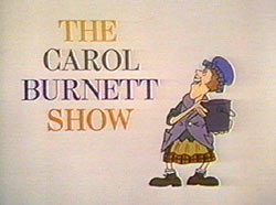 The Carol Burnett Show TV Variety Show Gem