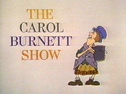 The Carol Burnett Show TV Variety Show Gem