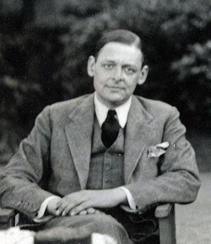 T. S. Eliot  Poet and Dramatist