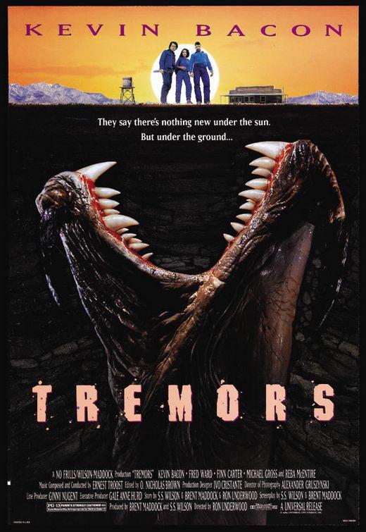 Tremors  Actors Producers and Directors