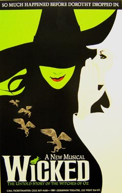 Wicked A New Musical