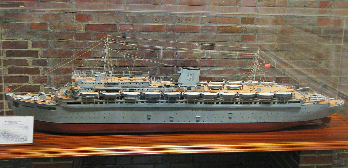 Wilhelm Gustloff  Worlds Worst Naval Disaster