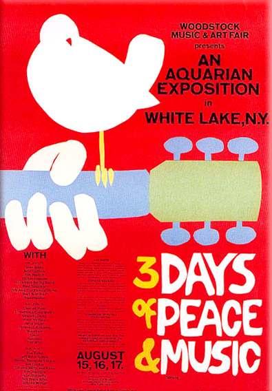 Woodstock Festival An Aquarian Exposition