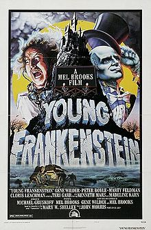 Young Frankenstein Nuts  Bolts