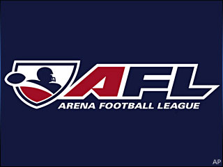 AFL Arena Footbal League Team Names