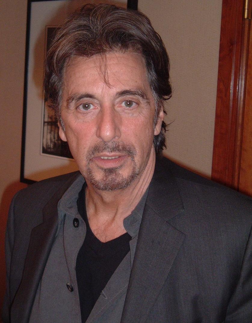Al Pacino His Movie Characters
