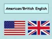 American English v. Australian English