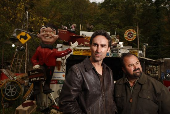 American Pickers  American Antiquing on the Road