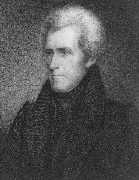 Andrew Jackson 7th U.S. President