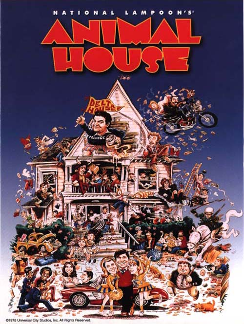 Animal House Movie Quotes