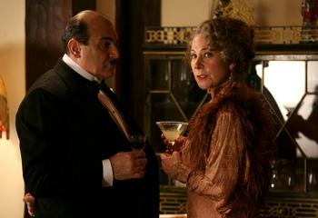 Agatha Christies Ariadne Oliver