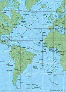 PeopleQuiz  Trivia Quiz  The Atlantic Ocean