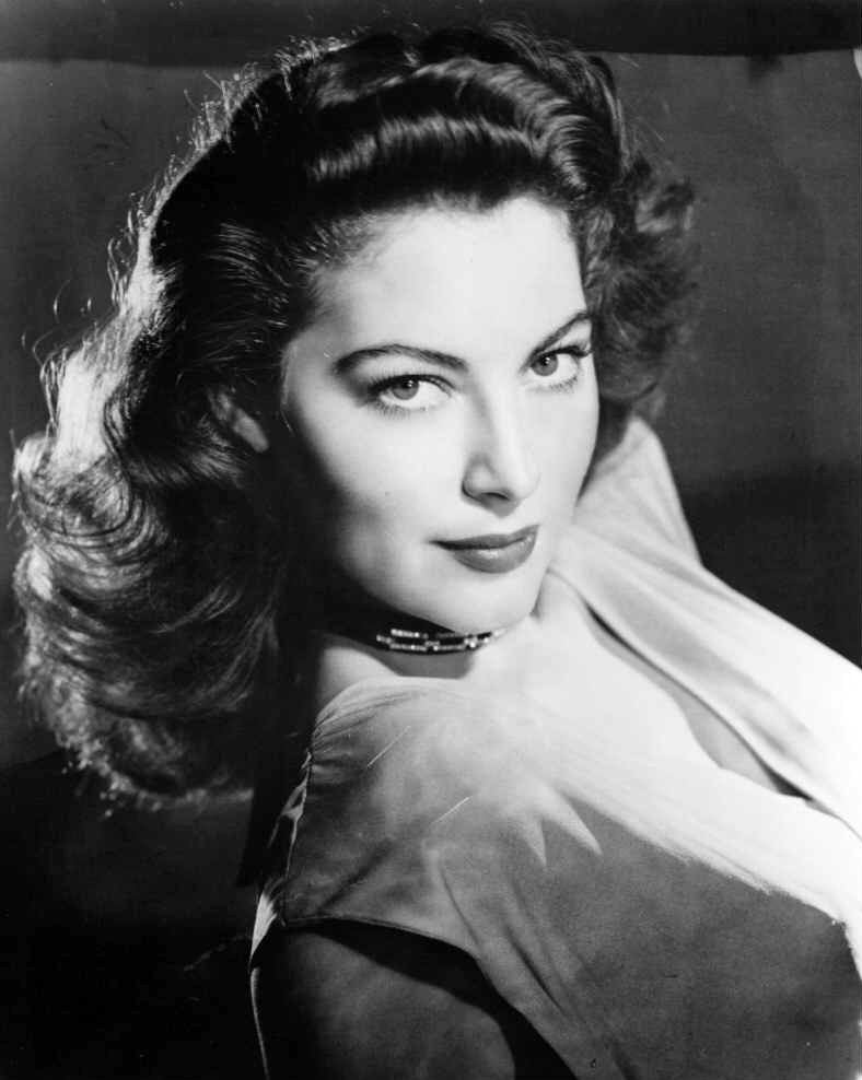 Ava Gardner Golden Era Actress