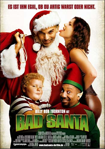 Bad Santa A Dark Comedy for the Holidays