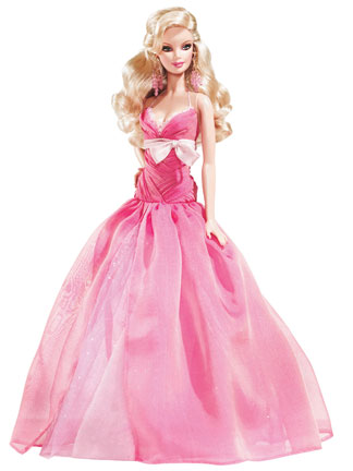 Barbie What a Doll