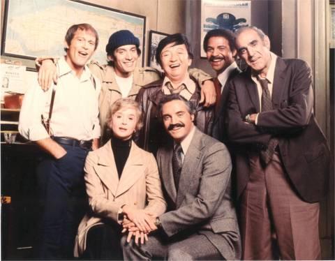 Barney Miller TV Sitcom Cop Show