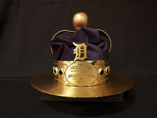 Baseballs Triple Crown