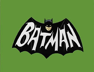 Batman 1960s TV Series Basics