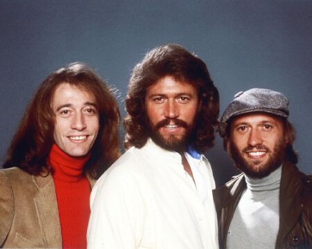 The Bee Gees English Pop Group