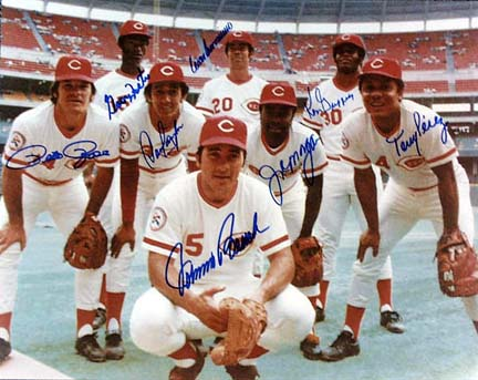 Cincinnati Reds The Big Red Machine