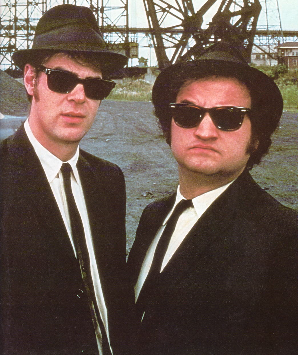 The Blues Brothers A Mission From God