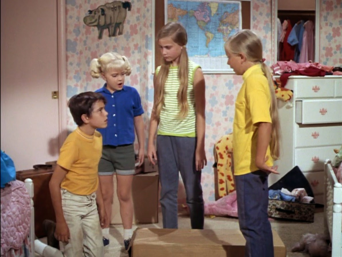 The Brady Bunch Brady Battlegrounds