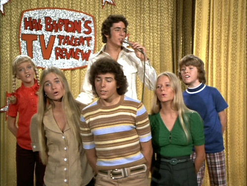 The Brady Bunch Bradys in Tune