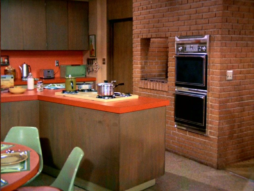 The Brady Bunch Brady Kitchen Part 2