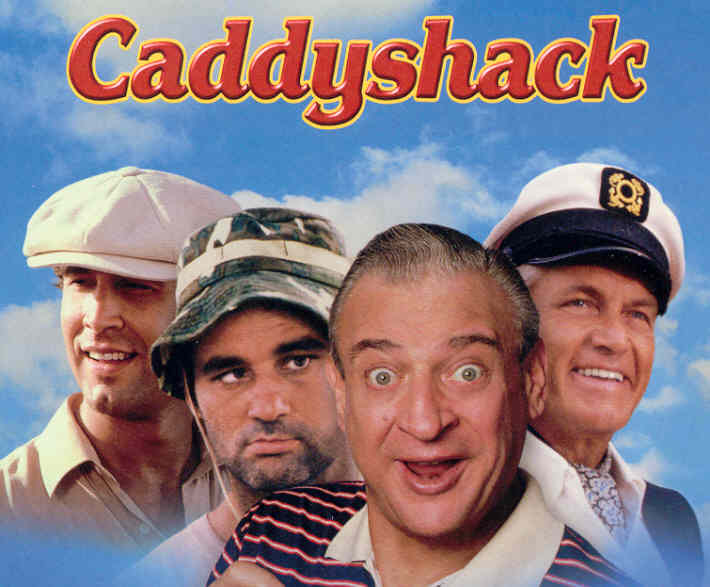 Caddyshack Movie Quotes