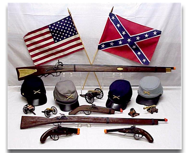 Civil War Generals 1