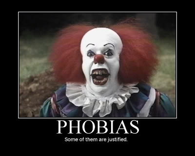 Phobias  The Fear of... Part 5