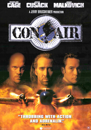 Con Air Character Actor Match Game
