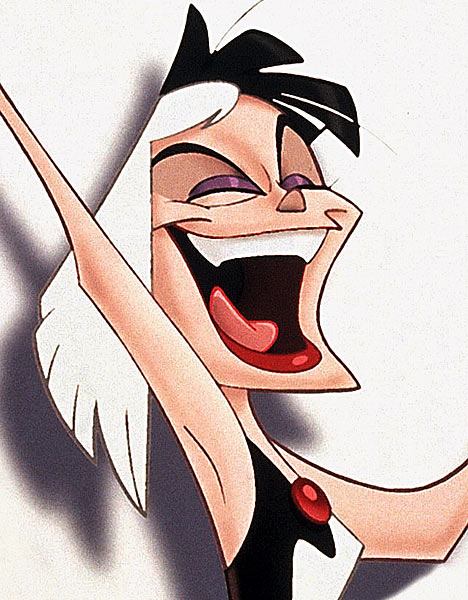 Great Disney Villains of All Time