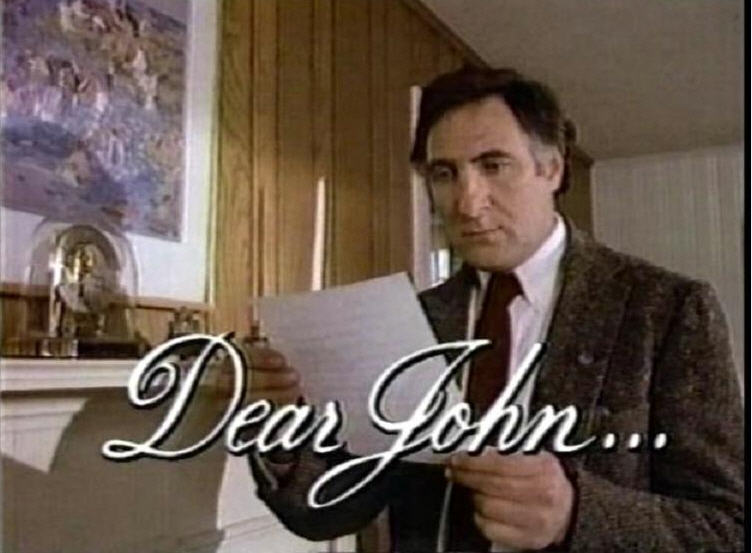 Dear John Cute American TV Sitcom
