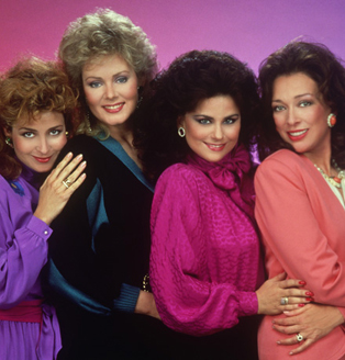 Designing Women Fashionable Sitcom