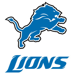 Detroit Lions 2011 Player Jersey Match
