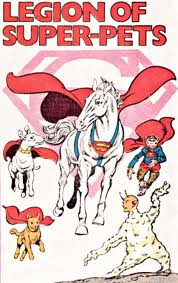 Pets of Super Heroes
