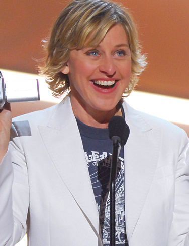 Ellen DeGeneres Career Highlights