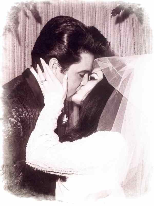 Elvis Presley His Many Loves
