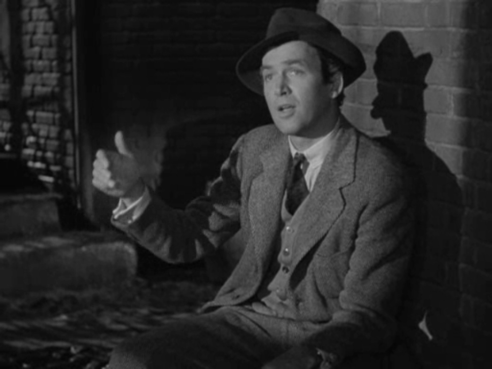Harvey Characters Elwood P. Dowd