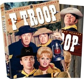 F Troop Wacky 60s Sitcom