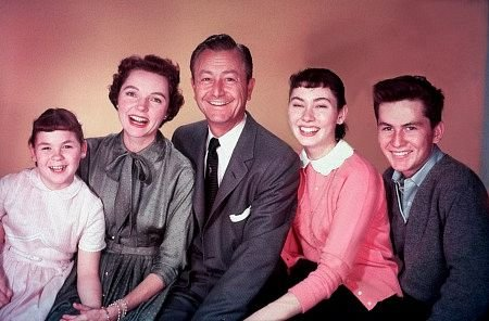 Father Knows Best 1950s TV Sitcom