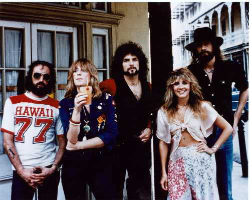 Fleetwood Mac Rock Giant