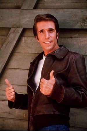 Happy Days Characters Fonzie