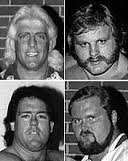 The Four Horsemen of Professional Wrestling