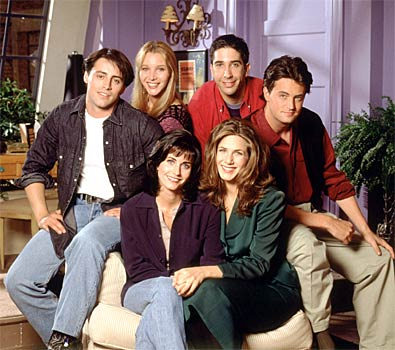 Friends TV Sitcom Season Three Facts