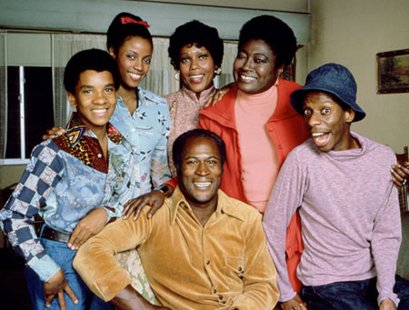 Good Times Dy no mite 70s Sitcom