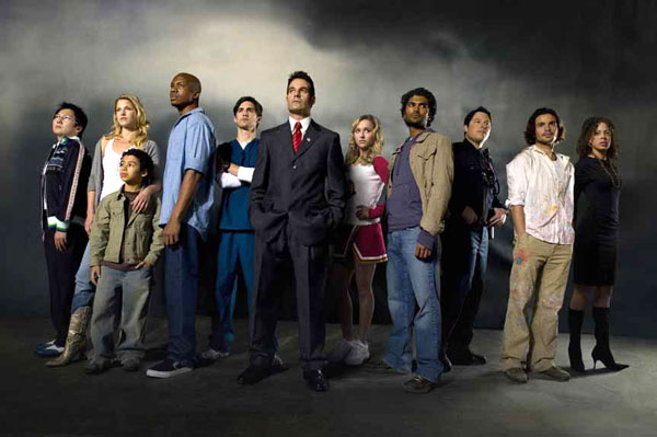 Heroes Sci Fi TV Show