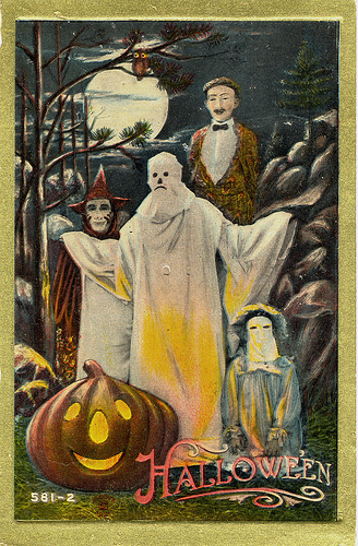 Halloween A Haunted History